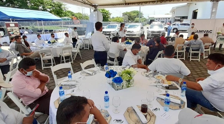 Inauguración de sucursal Agricenter
