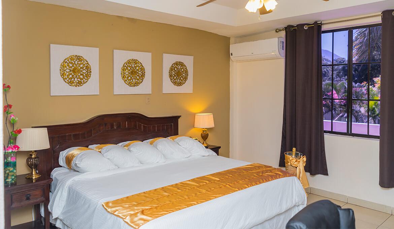 Habitación Deluxe Hotel Farallones Chinandega Nicaragua